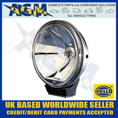 hella, rallye, 1000ff, clear, glass, driving, spot, lamp, 1f5 008 273-071