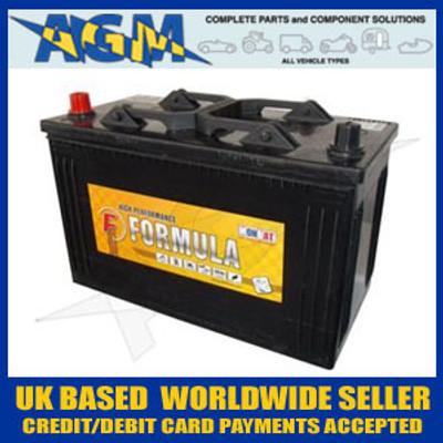 MONBAT D644 Formula HD Battery 95AH 650A