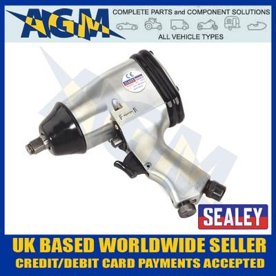 sealey, sa2, air, impact, wrench, gun, buzz