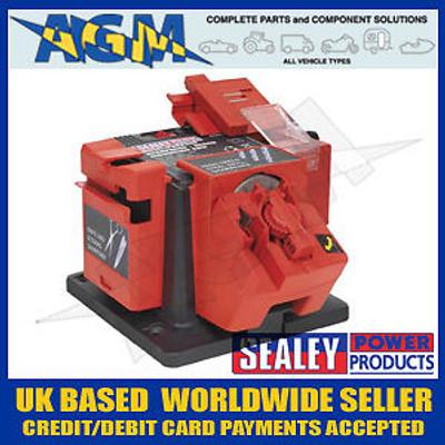 Sealey SMS2004 Sharpener Bench Mounting Multi Purpose 65W Sharpe