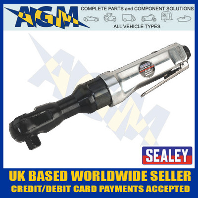 sealey, sa21/s, air, ratchet, wrench, drive, palm, air