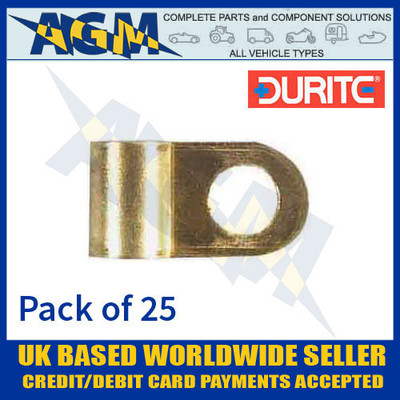durite, 0-002-62, 000262, brass, terminal, 9.5, h/d