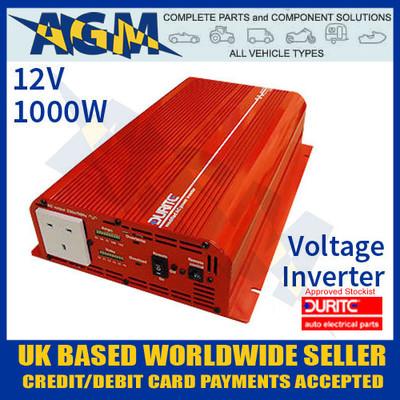 0-856-10, 085610, 12v, 1000w, durite, modifie, wave, voltage, inverter