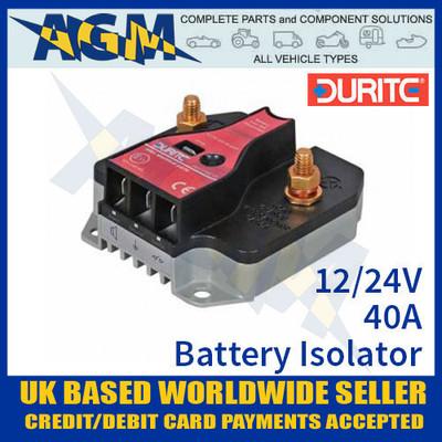 0-852-04. 12v,24v, 40a, battery, guard, disconnect