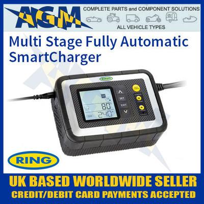 rsc612, ring, automotive, smart, charger