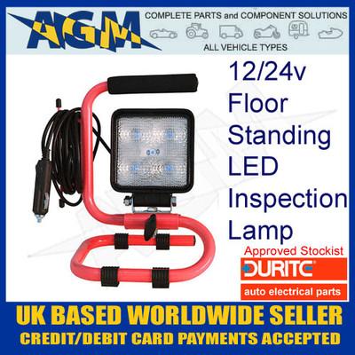 0-541-20 12V-24V Floor Standing LED Inspection Lamp/Light