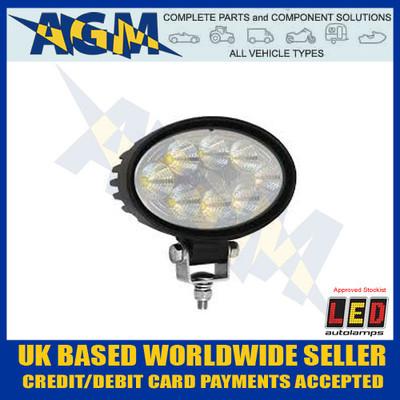 8324bm, lumens, oval, work, lamp