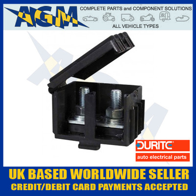 durite, 046650, 0-466-50, heavy, duty, junction, connector, box, battery, cable