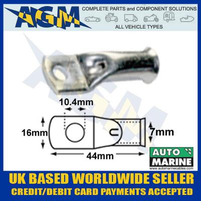automarine, ctt25/10, copper, tube, terminal, crimp