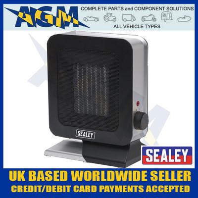 sealey, ch2013, 1400w, ceramic, fan, heater