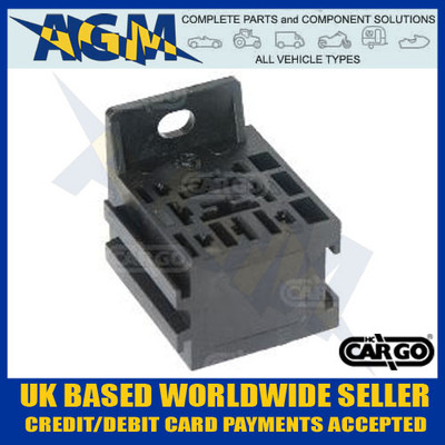 cargo, 190766, bulkhead, socket, flasher, unit, relays