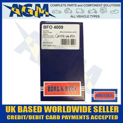 borg, beck, bfo4009, oil, fIlter, signum