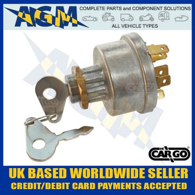 cargo, 181237, position, ignition, switch, lucas, 36614