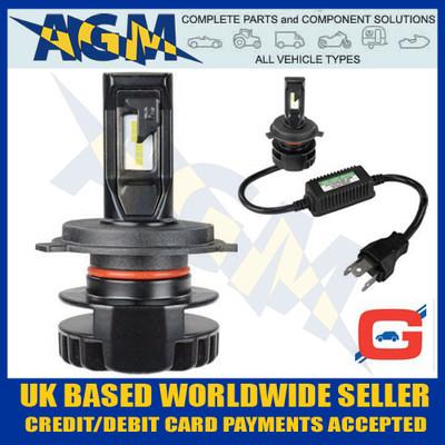Guardian H4LED Headlight Bulb Kit (Pack Of 2)