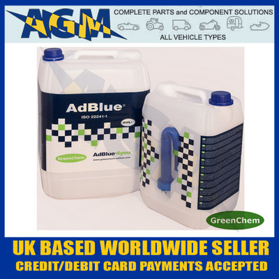 GreenChem AD820 Adblue Additive 20 Litre (Collection Only)