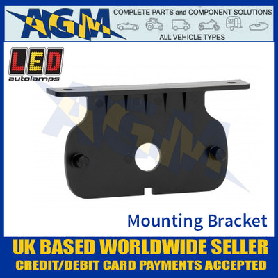 LED Autolamps 44BKT Mounting Bracket For 44 Range Marker Lights