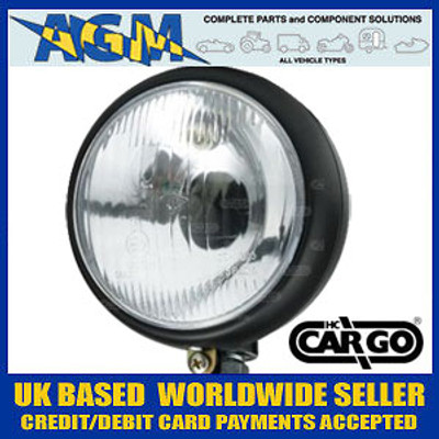 Cargo 170843 Fully Enclosed Early Tractor Tungsten Headlamp