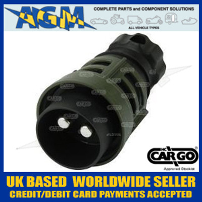 Cargo 181563 Heavy Duty NATO Type Socket Assembly 24v