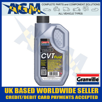 Granville 1565 CVT Continuously Variable Transmission Fluid Oil 1 Ltr