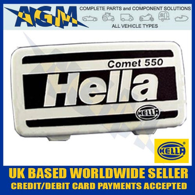 Brand New Hella COMET 550 Protective Cover - Spot Fog Driving Lamp