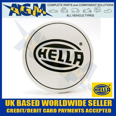 Hella 8XS 165 048-001 Luminator Compact Rallye 4000 Compact Protective Lamp Cover