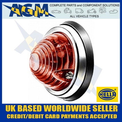 classic,  caravan,  motorhome, 70mm, round, domed, flush, mount, red, rear, tail, lamp, 12v, 24v