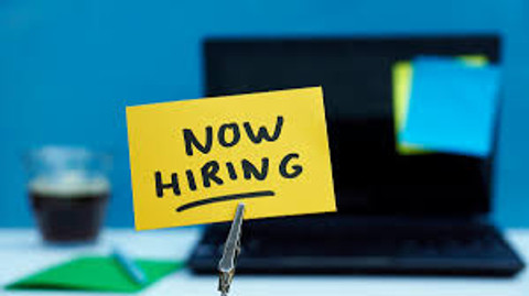 New Job Vacancy