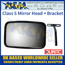john deere al78021 wing rear view mirror e marked replacement head durite 0 770 07 class 5 mirror head