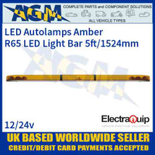 EQLB602WA LED Lighbar Amber Twin Light Module 5ft/1524m