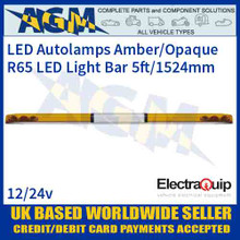 EQLB602WA/O LED Lighter Amber/Opaque Twin Light Module 5ft/1524mm