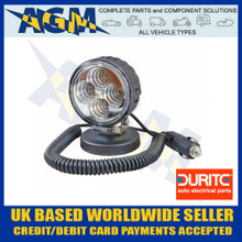 Durite 0-420-68 4 LED Magnetic Work Lamp 12/24v