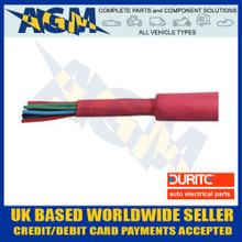 durite. 033369, 0-333-69, 18.0mm, 1m, red, heat, shrink, sleeving