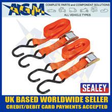 sealey, td05025cs, webbing, cam, buckle, tie, hook