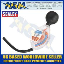sealey, ak409, antiFreeze, tester