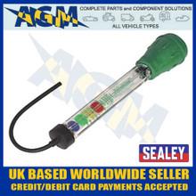 sealey, ak4122, propylene, glycol, antifreeze, disc, tester
