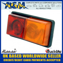 trucklite, 64/01/11, m64, left, right, stop, tail, indicator, lamp