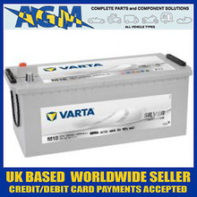 VARTA SILVER M18 (629) Super Heavy Duty Up-rated CV Battery 680 108 100