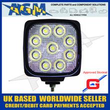 Guardian Automotive WL45/12 9 LED 12v DC Square Worklamp