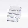 4 Tier Business Card Holder