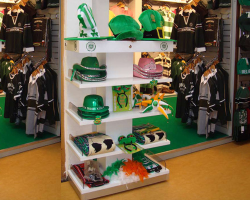 Point of sale display - Novelty Hat Display