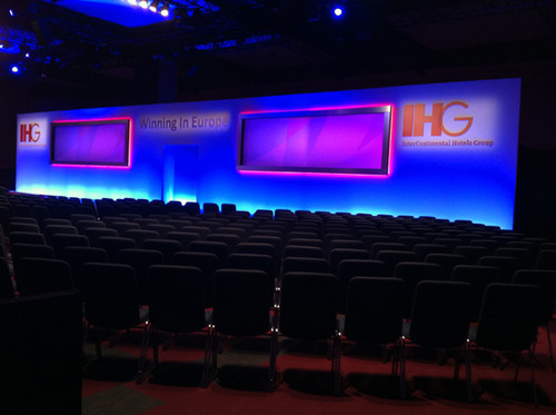 InterContinental Hotels Group (IHG) Event at Convention Centre Dublin