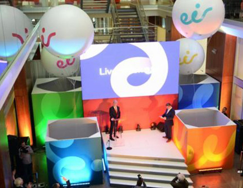 Special Event - Eir Brand Launch