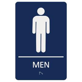 """Men's Restroom - 8¾"""" x 5¾"""""""