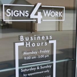 Door Lettering Business & Truck Door Lettering NH