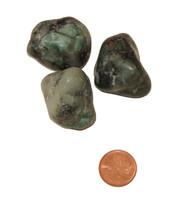 Tumbled Emerald - Size XXXL