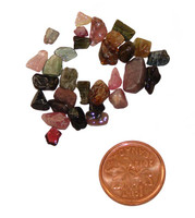 Mixed Tourmaline - 5 grams