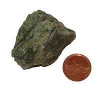 Green Diopside - Specimen A - Image 1