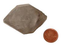 Black Tibetan Quartz - Specimen B - Image 1