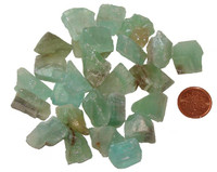 Green Calcite Stones - Extra Small
