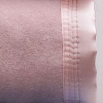 Dusty Pink King Single Bed Wool Blanket